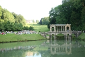 Palladian Bridge Picnic